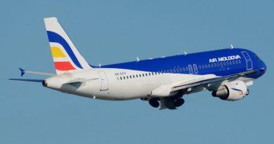 Из Москвы организуют чартерные рейсы в Молдову