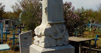 Тайна загадочного захоронения. В Комрате покоится прах представителя знатного болградского рода