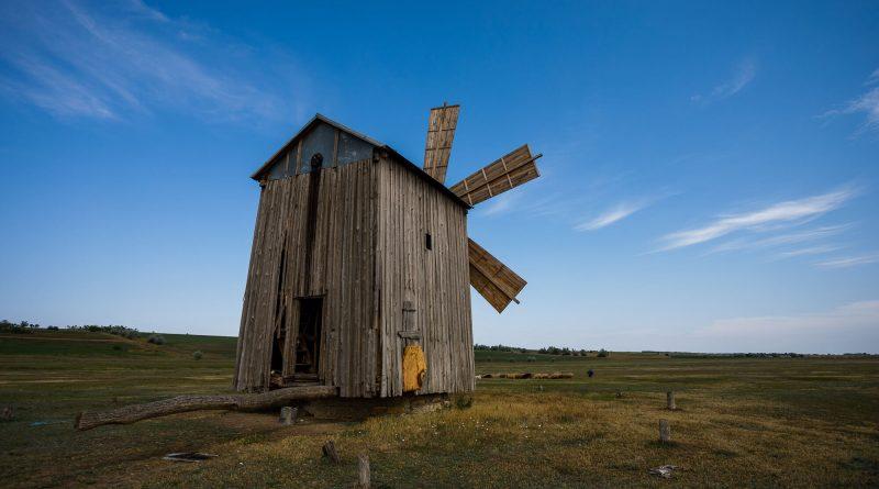 Ветряная мельница села Гайдар участвует в конкурсе по реставрации культурных объектов