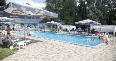В Молдове со следующей недели откроются бассейны