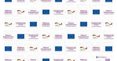 UE-GIZ/ В Гагаузии начался проект по повышению роли граждан в решении местных проблем