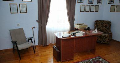 (Фото) В Комрате торжественно открыли дом-музей Степана Топала