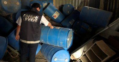 Жителей Авдармы задержали по подозрению в контрабанде спирта