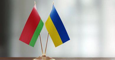 Украина объявила о приостановке контактов с Беларусью