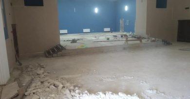 Дом культуры Комрат спустя два года снова ремонтируют. В чем причина?
