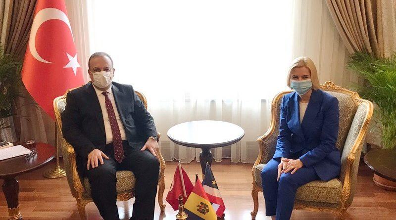 Гагаузия может подписать соглашение о сотрудничестве с турецким регионом Бурса
