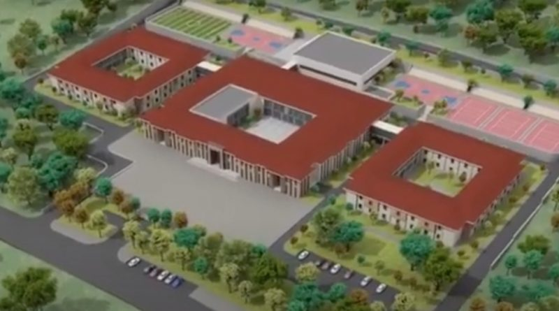 Перенос и подключение электросетей к новому образовательному центру в Комрате, обойдется в 1 млн. леев