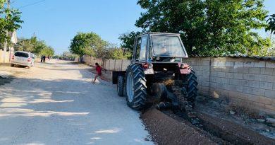 В Копчаке при поддержке диаспоры внедряют проект по установке водопроводных сетей