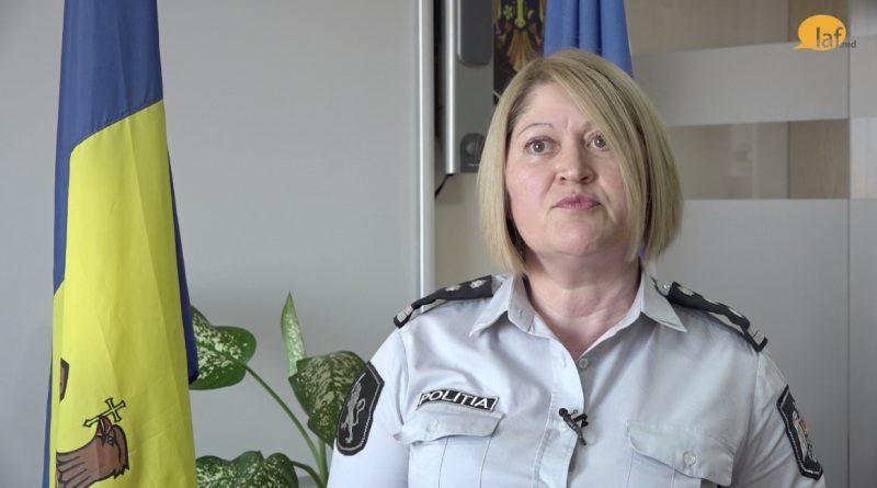 Оксана Гаценко - о сложностях в работе полиции, престиже и результатах реформы