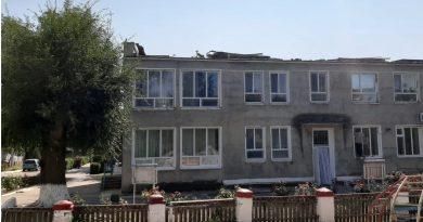 В одном из детских садов Вулканешт, начался ремонт крыши. Продолжатся ли занятия у детей?