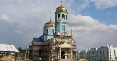 На строительство церкви в Чишмикиой  из бюджета выделили 100 тыс леев