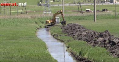 Правительство выделит 1,8 млн леев на очистку и расширение русла реки Ялпуг