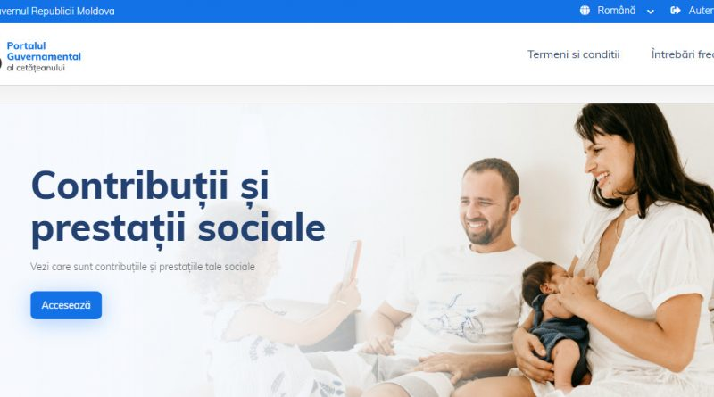 В Молдове появился электронный Кабинет гражданина. Что это такое, и чем он может нам помочь?