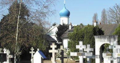 Церковные кладбища. Кого и почему хоронили на территории храмов