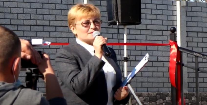 В Чишмикиое торжественно открыли мемориал памяти жертв голода 1946 -1947 годов