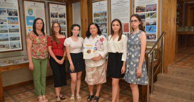 Ученики авдарминского лицея стали победителями конкурса «Выявляем героев в родном краю»