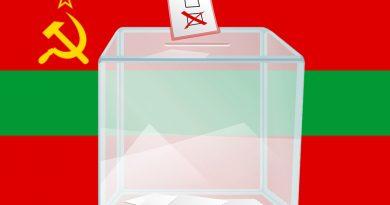 В Приднестровье сохраняется вероятность манипулирования голосами избирателей на выборах 1 ноября
