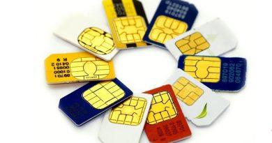 В Молдове могут быть отключены все незарегистрированные SIM карты