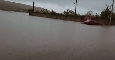 Ущерб от наводнения в  селе Дезгинжа составил 1 млн леев