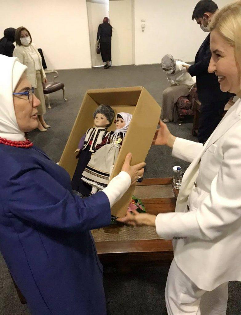 Ирина Влах снова отправилась с визитом в Турцию. Какова цель нынешней поездки?