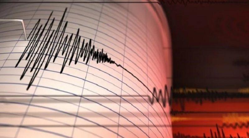 Утром вблизи Молдовы произошло землетрясение