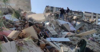 (Видео) В Турции и Греции произошло мощное землетрясение. Есть пострадавшие