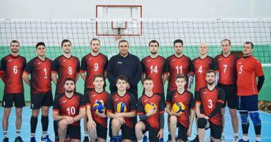 Волейбольная команда из Вулканешт получит 100 тыс леев из бюджета Гагаузии