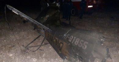 Азербайджан сбил российский вертолет. Сообщили, что случайно