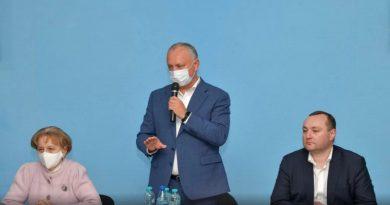 Додон снова возглавит ПСРМ