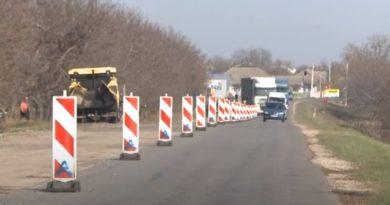 Строительство трассы Комрат - Джурджулешть: Когда закончатся работы?