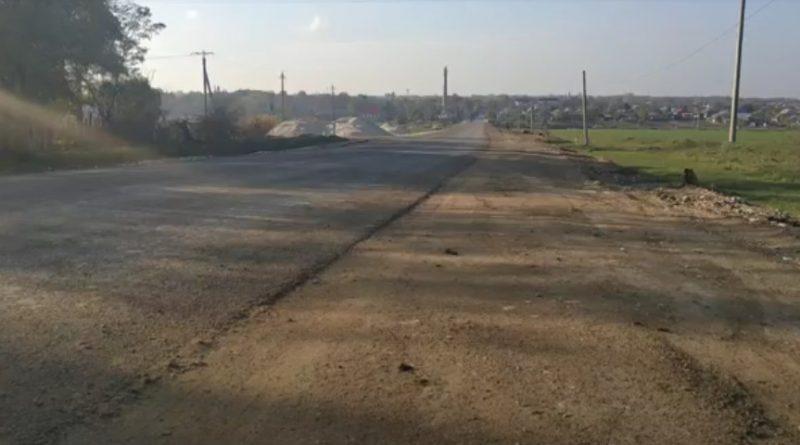 Строительство дороги Баурчи - Конгаз: На каком этапе работы, рассказали в управлении строительства