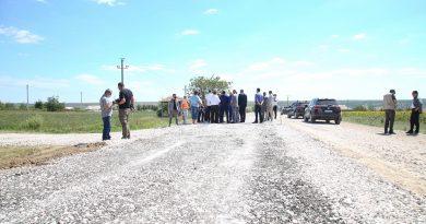 Правительство Молдовы выделило свыше 48 млн леев на строительство дороги Конгаз - Баурчи. На каком этапе находятся работы?