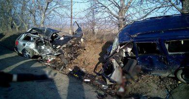 ДТП в Молдове: 168 погибших за минувшие девять месяцев