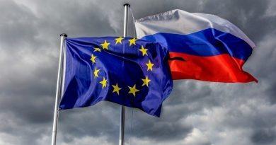 Россия ввела ответные санкции против ЕС из-за дела об отравлении Навального