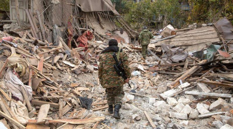 Молдавский МИД приветствует соглашение трех стран о прекращении огня в Нагорном Карабахе