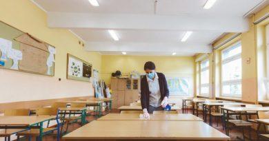 В Молдове шесть школ и 152 класса работают удаленно