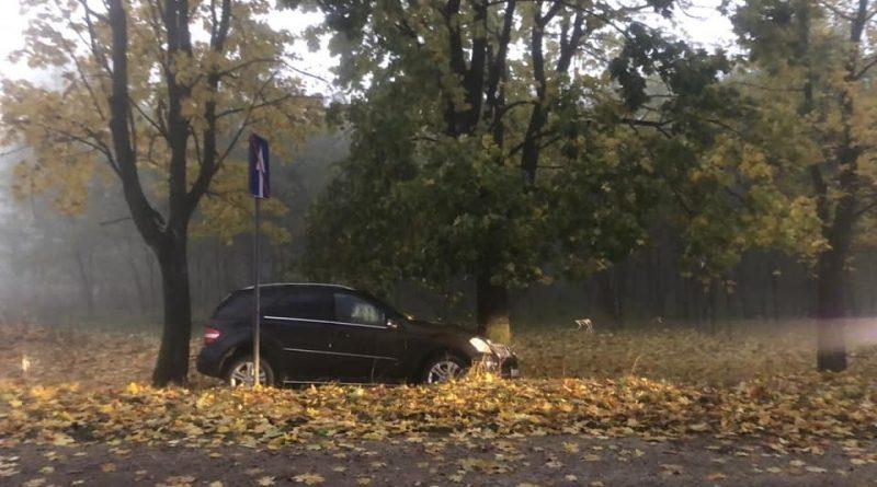 Депутат парламента Молдовы попал в ДТП. Его доставили в больницу