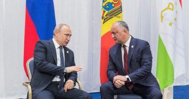 Молдова получила финансовую помощь от России. Сумма в два раза меньше обещанной Додоном