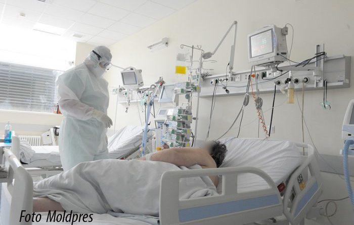 Мэрия Кишинева: Все койки в реанимации столичных больниц заняты