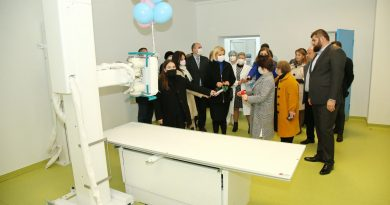 В Вулканештах перед 2 туром выборов торжественно открыли рентген кабинет. Он до сих пор не работает