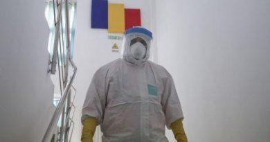 COVID-19: В Румынии ежедневно фиксируется более 10 тысяч случаев
