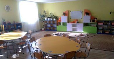 В  детском саду №4 Чадыр-Лунги обустроили дополнительные помещения под группу