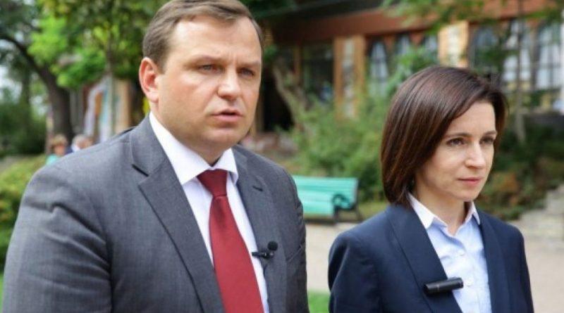 """Андрей Нэстасе ждет вступления Майи Санду в должность президента для реализации обещанных пунктов, """"поддержанных его партией"""""""