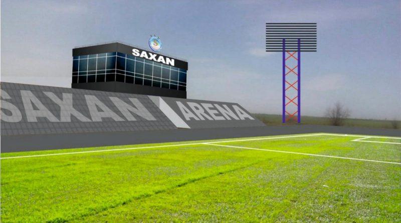 """Президент футбольного клуба """"Саксан"""", рассказал когда будет готов стадион в Чадыр-Лунге"""