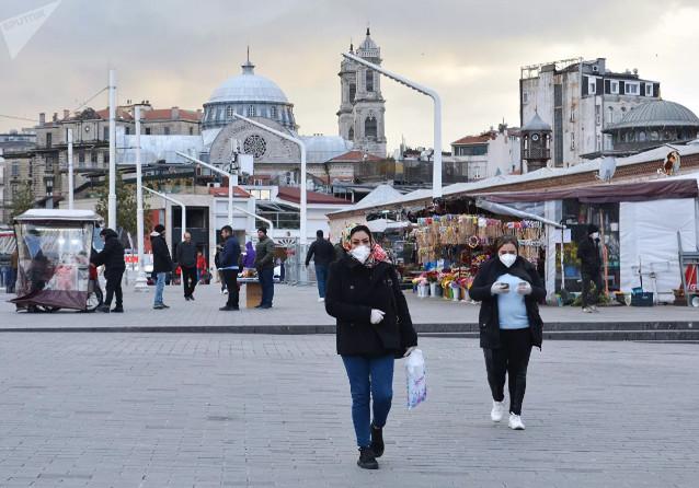 Турция ужесточила ограничения. Рассказ уроженца Гагаузии о пандемии в этой стране