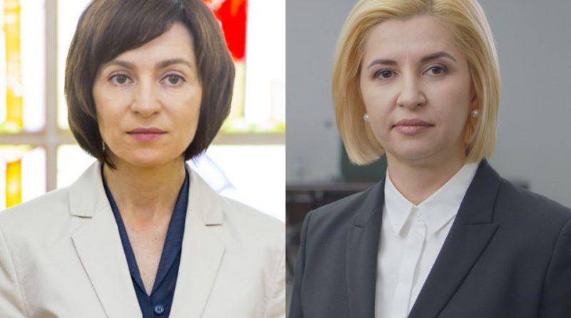 Поблагодарила избирателей, но не поздравила Санду. Башкан впервые после выборов выступила на публике