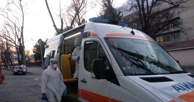 Как в Кишиневе добираются домой пациенты с COVID-19 для лечения на дому