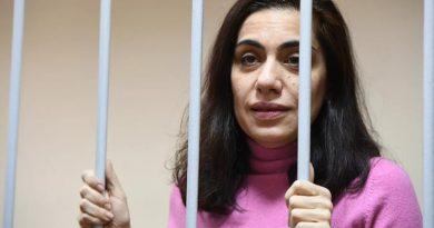 Уроженка Молдовы Карина Цуркан приговрена в Москве к 15 годам колонии за шпионаж