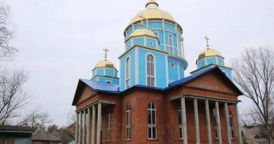Строительство Храма в Вулканештах: узнай, на каком этапе работы (ФОТО)