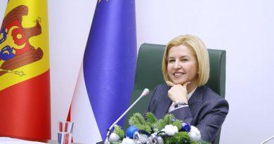 (Видео) Ирина Влах сообщила, что учит румынский язык. До этого, она называла его молдавским